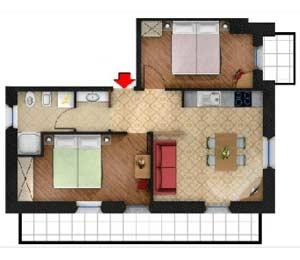 chalet elio livigno appartamenti